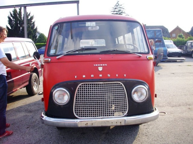 Ford FK 1250 – Bj 1962