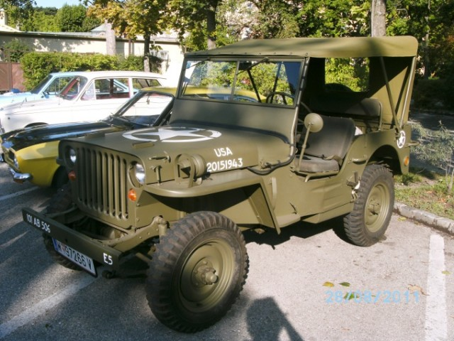 Ford GPW Jeep – Bj 1943