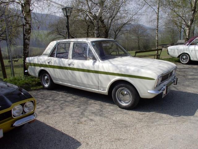 Ford Cortina Mk II 1,6