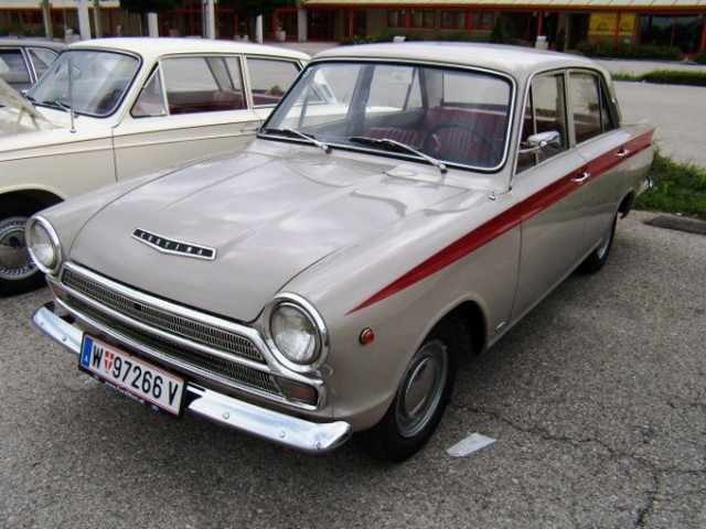 Cortina MkI 1500 Automatik