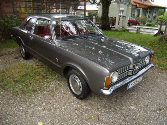 Ford Taunus MkI – Bj 1973