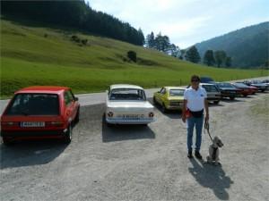 28. ARBÖ Veteranen-Rallye Felixdorf