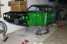 Restaurierung Capri MKI, 2600 RS, 1971