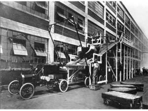Ford Fabrik