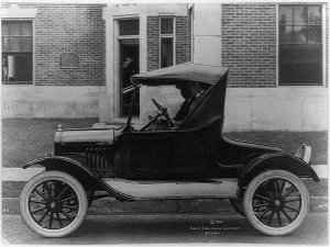 Ford T Roadster 1923