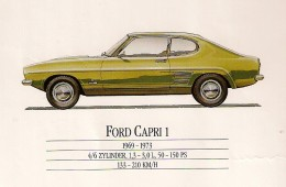 FORD Capri I 1969-1973