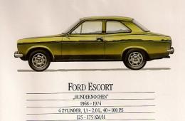Escort MKI 1968-1974
