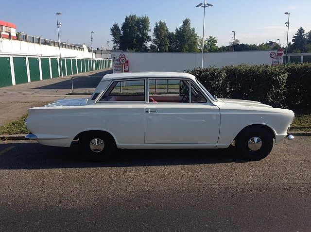 Ford Cortina1500 de luxe