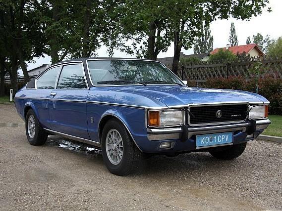 Granada Coupe 3.0 Ghia Bj.1977