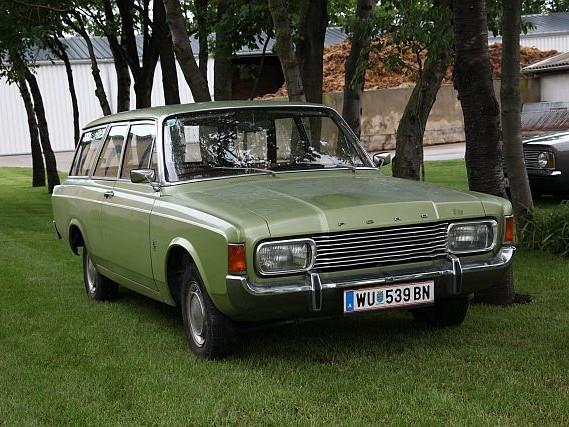 Taunus 17M P3 2,0 V6 Turnier Bj.1971