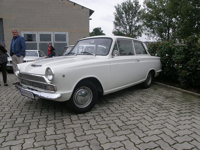 Ford Cortina Mk1 1500 deLuxe