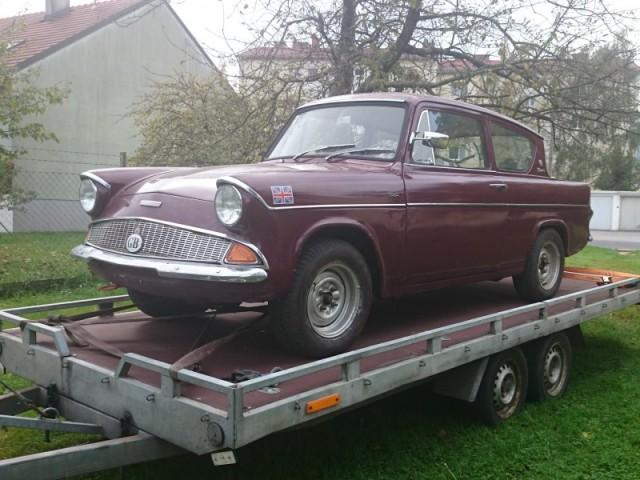 Ford Anglia Bj. 1960
