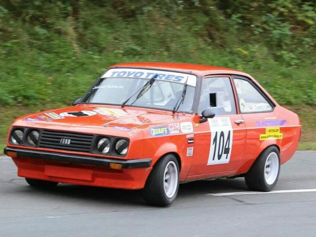 Ford Escort RS2000 MK2, Bj. 1976