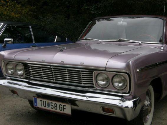 Fairlane 500, Bj 1965