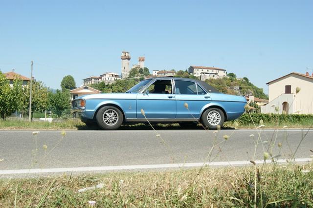 Granada Reise in die Toskana