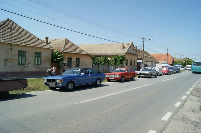 Oldtimertour durch Rumänien 11.bis 19. August 2017