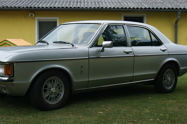 Granada 2,3 Ghia